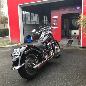 Nettoyage moto Cachan